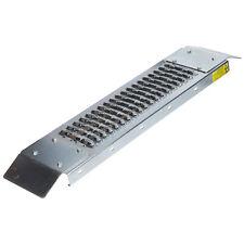 500lb Loading Ramp 20x80cm Heavy Duty Steel Safe Easy Access Loading Double End