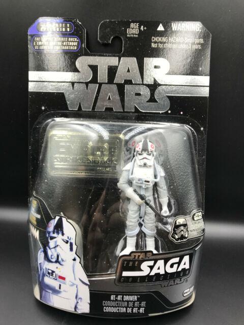 Star Wars SAGA AT-AT DRIVER 3.75