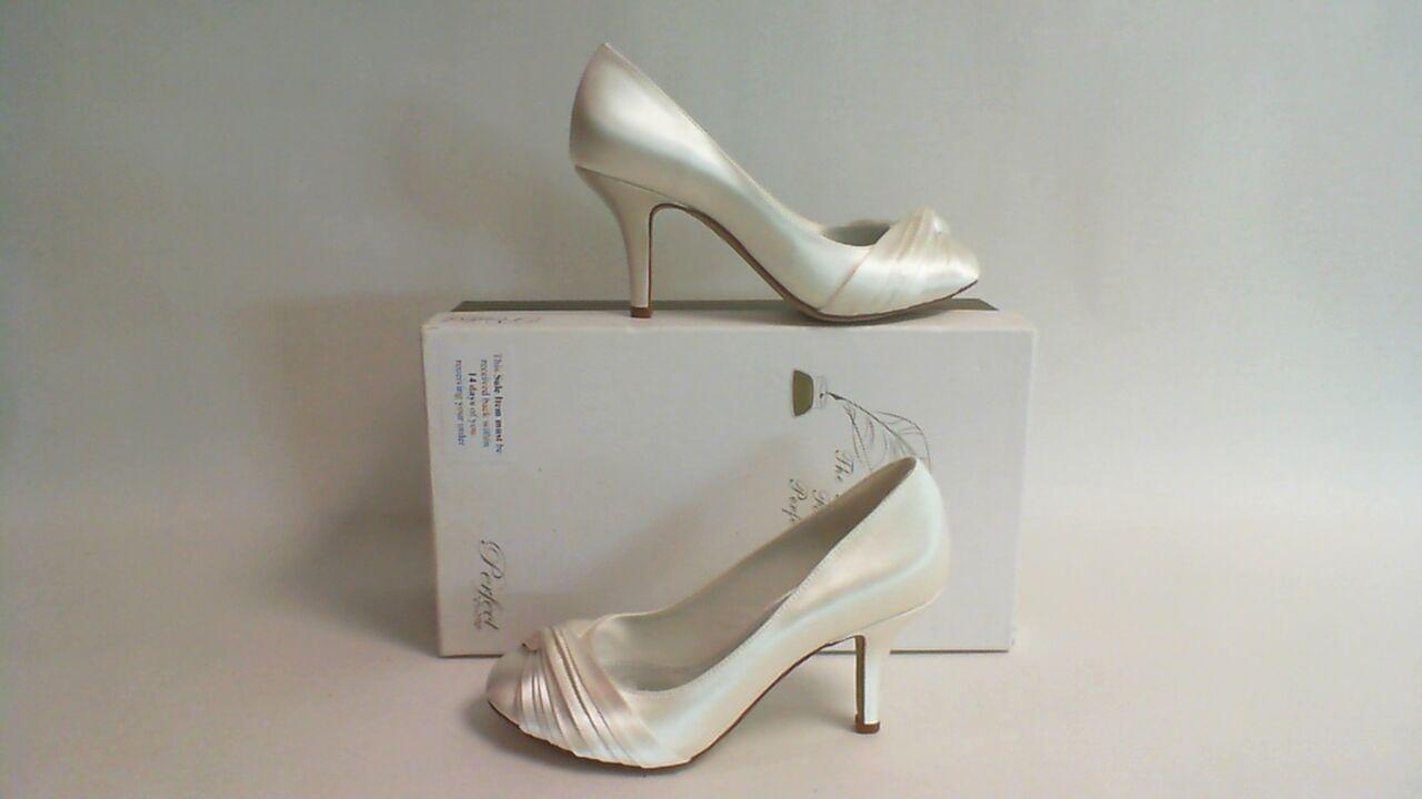 NEW: The Perfect Bridal Co Bridal Shoes - Grace - Ivory - Size 37 UK 4 #14L455
