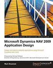 Microsoft Dynamics NAV 2009 Application Design by Mark Brummel (Paperback, 2010)