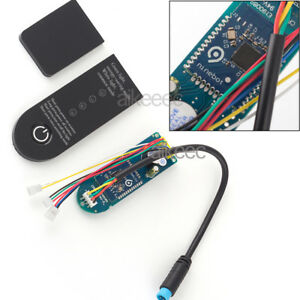 Plastic Scooter Circuit Board Replacement for Xiaomi M365 Dashboard Cover US