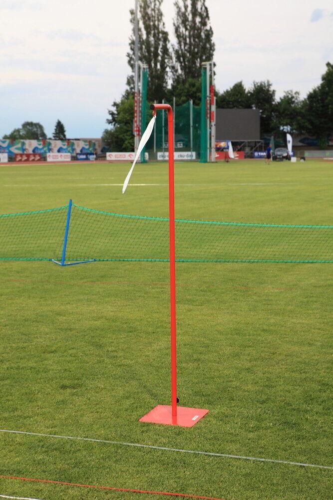 POLANIK Athlétisme  Indicateur de vent pour les disciplines de saut