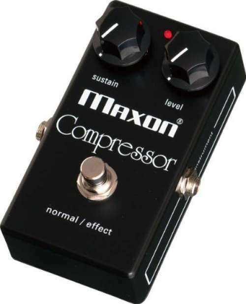 New Maxon CP101 Guitar Effects Pedal Compressor CP101 Made in Japan