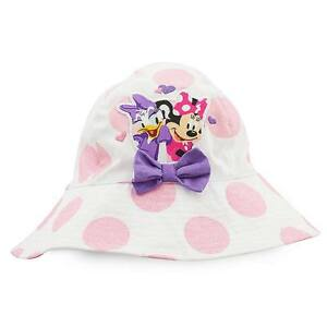 Disney Store Minnie Mouse   Daisy Duck Girls Swim Hat Kids Swimwear ... dde5aa949ca8