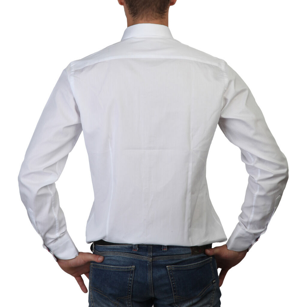 rot Fiorentino RF35459141901-00-100 Business Business Business Hemd Shirt Herrenhemd  | Deutschland Berlin  | Zürich Online Shop  | New Style  af9129