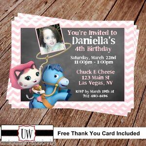 photograph regarding Sheriff Callie Printable identify Data pertaining to Disney Sheriff Callie Birthday Invitation Customized Bash Printable Picture