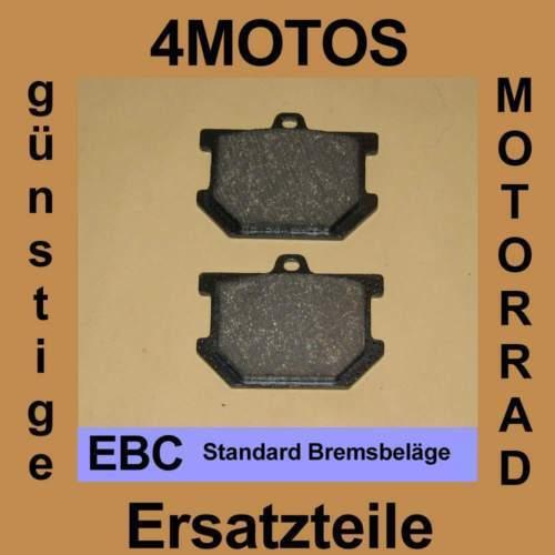 Bremsbeläge EBC Yamaha XS 650 SE Special vorne