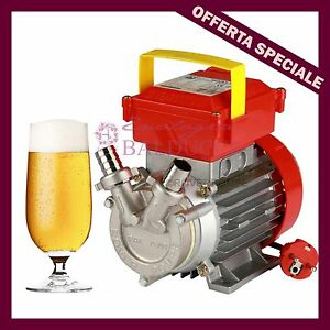 Pump-racking-NOVAX-B-20-Electric-Pump-Hot-Liquids-and-Beer-Max-95-C