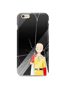 One Punch Skeleton iphone case
