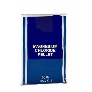 Milazzo Industries 36004 Magnesium Chloride Pellets, 50-Pound 551513