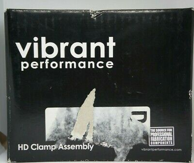 Vibrant Performance 12516 HD Clamp System Assembly