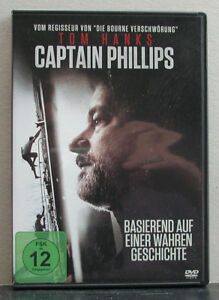 DVD Captain Phillips - FSK 12