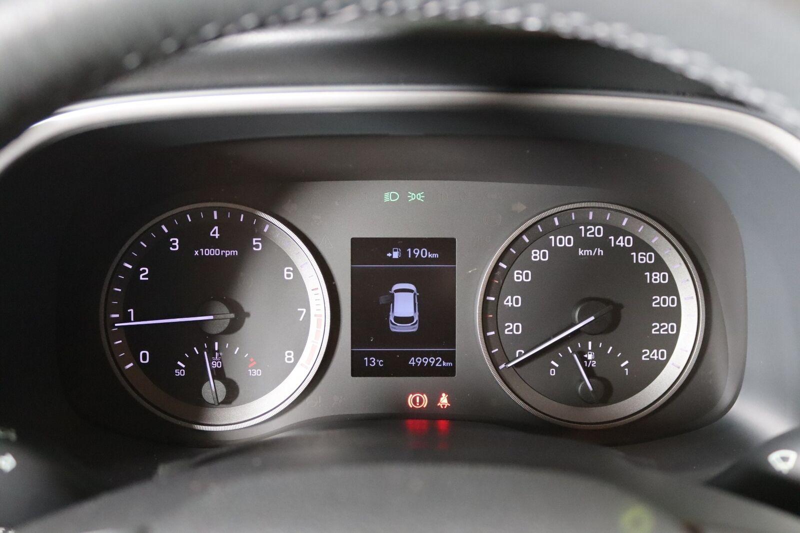 Hyundai Tucson 1,6 GDi Life - billede 10
