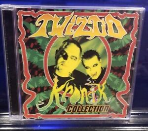 Twiztid-Kronik-Collection-CD-insane-clown-posse-esham-lazy-bone-thugs-rare-icp