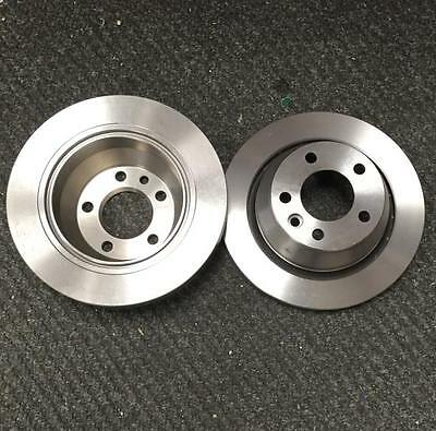 Volkswagen Caravelle and Transporter T5 Rear Brake Discs and Pads and Sensor