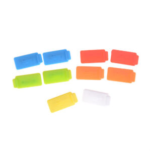 10x-Rubber-Soft-Silicon-Protective-AntiI-Dust-USB-Plug-Cover-Stopper-T-ka
