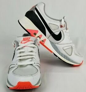 2d2bb5b36f07b Details about 34 Nike Air Stab Running Shoes Infrared Hot Lava Men's Sizes  10.5 (312451 101)