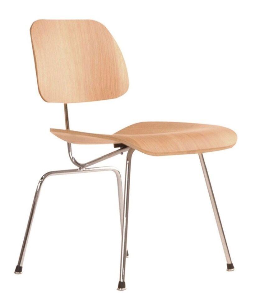 Eames, DCM, Spisebordsstol