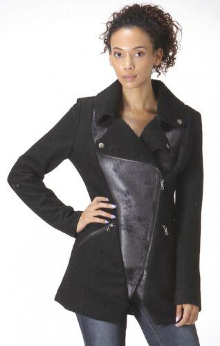 Up Suede Contrast Kvinders Slim Zip Jacket qEwSfO0