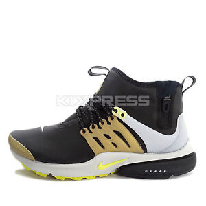 Image is loading Nike-Air-Presto-Mid-Utility-859524-002-NSW-