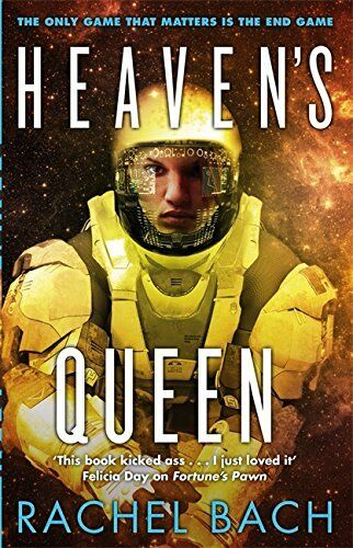 1 of 1 - Heaven's Queen: Book 3 of Paradox by Bach, Rachel | Paperback Book | 97803565023
