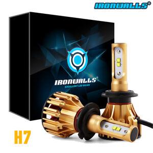 H7-LED-Headlights-Conversion-Kits-Bulbs-White-6000K-High-Low-Beam-Fog-Light-CAR