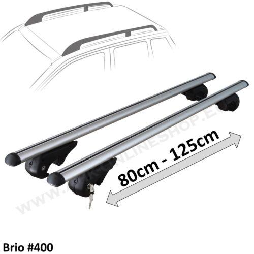 Relingträger abschließbar Hyundai Ix35 ab 2010 Lastenträger BRIO von MENABO