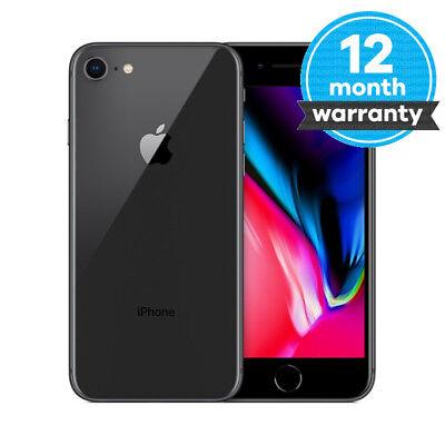 Apple iPhone 8 - 64GB 256GB - Unlocked SIM Free Smartphone Various Colours