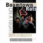 On a Night Like This by The Boomtown Rats (DVD, Sep-2008, Cherry Red)