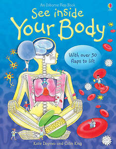 NEW-See-Inside-Your-Body-By-Katie-Daynes-Hardcover-Free-Shipping