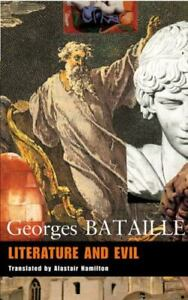 Literature and Evil Paperback Georges Bataille