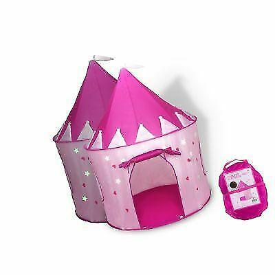 newest 7edd2 598f7 Fox Print Princess Playhouse Castle Play Tent Glow in The Dark Stars Case-  927 for sale online | eBay