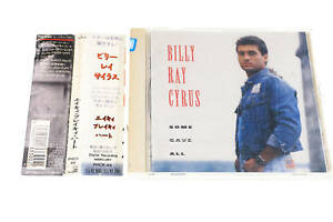 BILLY-RAY-CYRUS-SOME-GAVE-ALL-PHCR-44-JAPAN-CD-OBI-A9172
