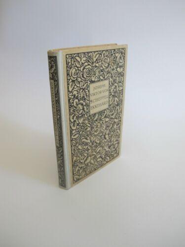 1923 Ekkehard eine Geschichte aus dem zehnten Jahrhundert J V von Scheffel K2355