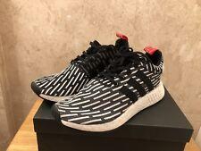 7ee461f76 item 1 Men s Size 9 Adidas NMD R2 PK Primeknit Black White Zebra Stripes -  BB2951 -Men s Size 9 Adidas NMD R2 PK Primeknit Black White Zebra Stripes -  ...