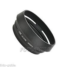 Sonnenblende Lens Hood passend  zu Fujifilm Finepix  X100 X100s X100T schwarz