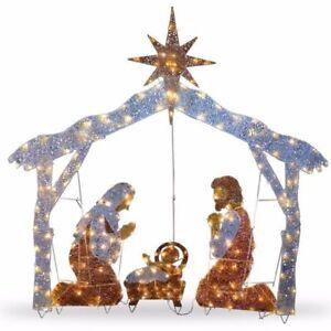 Led-Outdoor-Nativity-Set-Christmas-Scene-Lights-Crystal-Holiday-Decorations-72-034