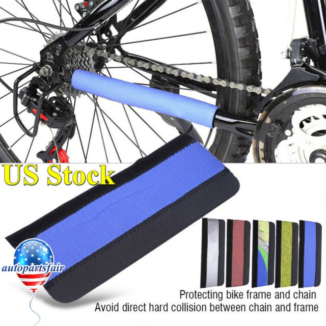 Cycling Bicycle Mountain Bike Frame Chain Stay Protector Guard Pad  Cover Wrap N