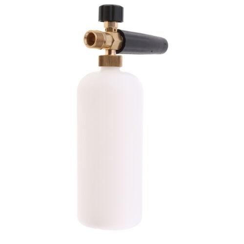 Car Pressure Snow Foam Lance Washer Wash Gun Soap 1L Bottle Gun M22x1.5 #2