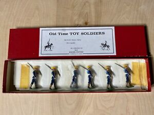 Old-Time-Lead-Toy-Soldiers-British-Royal-Navy-Britains-The-Soldier-Factory
