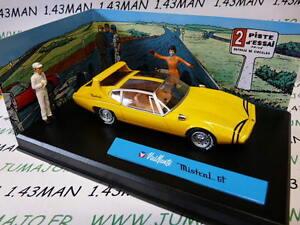 voiture-altaya-IXO-1-43-diorama-BD-MICHEL-VAILLANT-MISTRAL-GT-n-14