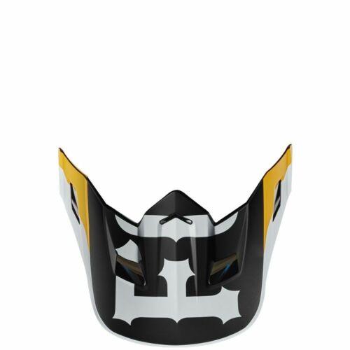 Fox Racing MX17 V2 Rohr Replacement Helmet Visor White