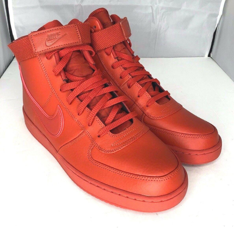 Nike Vandal Supreme Leather Men Red Dragon Size 10 AH8518-601