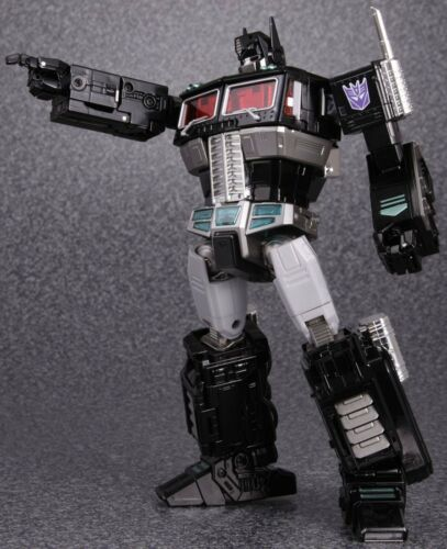 Transformers Master Piece MP-10B Black Convoy OPTIMUS PRIME Action Figure