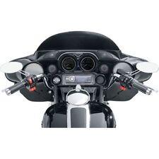 HogTunes HF-1 Tweeter Pod Speakers / Dash Trim Harley Dresser 1998-2013