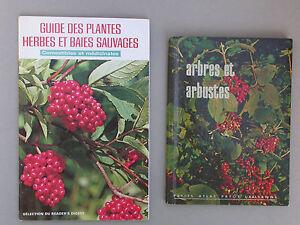 Lot-5-Guides-arbres-arbustes-mammiferes-Droit-Manciot