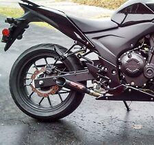 Coffman Shorty Slip On Exhaust: Honda CBR500R 2013-16