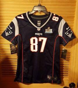 d2a1205e1  120 Wmns L🏈 Nike NFL Rob Gronkowski  87 New England Patriots SB52 ...