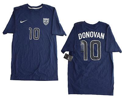 Nike 693272 Mens Landon Donovan 10 USA FIFA Soccer T Shirt