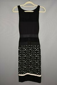 GIAMBATTISTA-VALLI-NEW-2990-Abito-Maglia-Sleeveless-Wool-Dress-IT-38-US-2